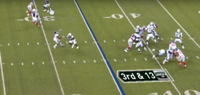 Matt Waldman's RSP NFL Lens QB Sam Darnold (Jets): Pocket Ownership Needed