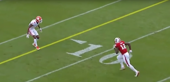 David Igono's RSP Film Room CB Trayvon Mullen (Clemson)​: Dads, Swings, ​and Sidelines