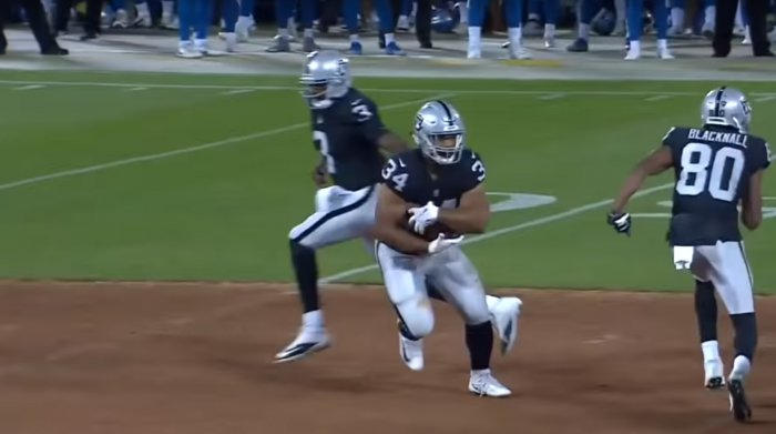 Matt Waldman's RSP Twitter Vids: Texas RB Chris Warren (Raiders)