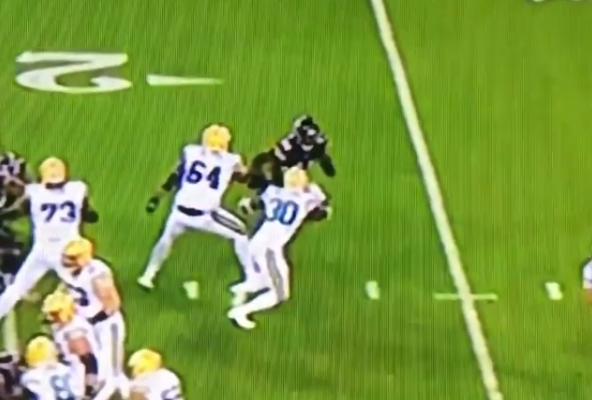 Matt Waldman's RSP NFL Lens RB Jamaal Williams (Packers): Pass Pro Angles