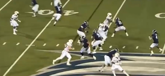 Matt Waldman's RSP Boiler Room No.174 RB Wesley Fields (Ga. Southern): Anatomy of A Block
