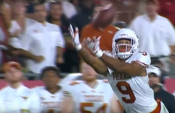Matt Waldman's RSP Boiler Room No.167 WR Collin Johnson (Texas): Separation and Catch Radius