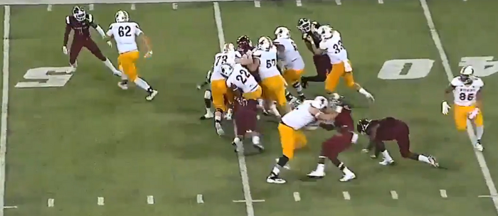 RSP Boiler Room No. 171 RB Nico Evans (Wyoming): Using the OL As A Ballast