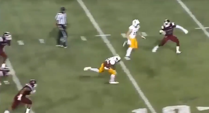 Matt Waldman's RSP Boiler Room No. 170 RB Nico Evans (Wyoming): Ball Security