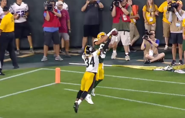 Matt Waldman's RSP NFL Lens TE Robert Tonyan (Packers): File and Monitor