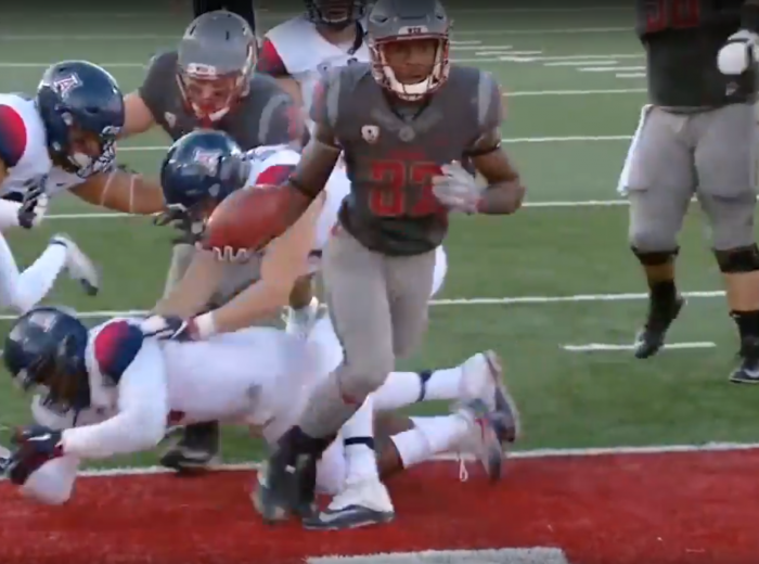 David Igono's RSP Boiler Room: RB James Williams' (Washington State) Check-Down Alchemy