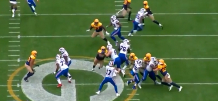 Mark Schofield's RSP NFL Lens QB Josh Allen (Bills): The Double-Edged Sword of Arm Talent