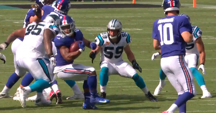 Matt Waldman's RSP NFL Lens RB Saquon Barkley (Giants): Anatomy of a Spin