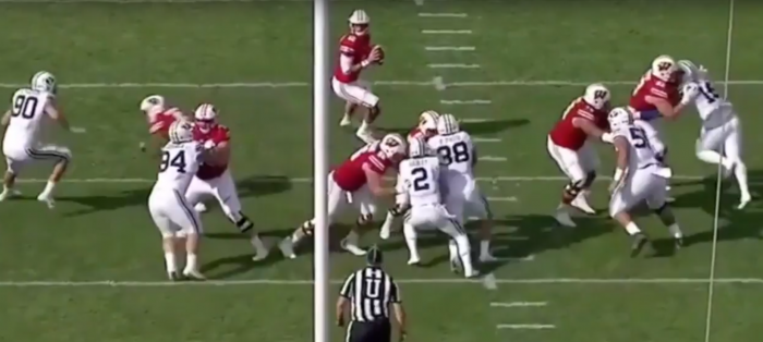 David Igono's RSP Boiler Room: QB Alex Hornibrook (Wisconsin) — Convenience, Context and IKEA