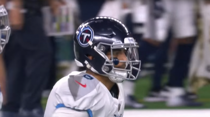 The RSP NFL Lens – Marcus Mariota Turning the Corner