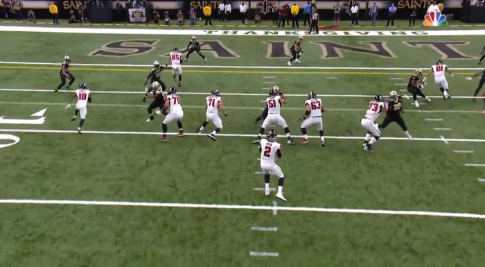 Matt Waldman's RSP NFL Lens: Matt Ryan (Falcons) and the Challenges of the Red Zone