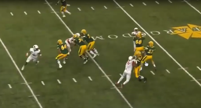 Matt Waldman's RSP Boiler Room No.189: The Intuitive Play-Making of QB Easton Stick (NDSU)