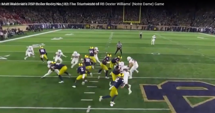 Matt Waldman's RSP 2019 Senior Bowl Preview: Running Backs