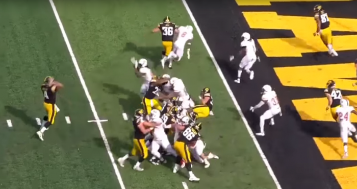 David Igono's RSP NFL Scouting Lens: QB Nathan Stanley's (Iowa) Quick Hands Make Light Work