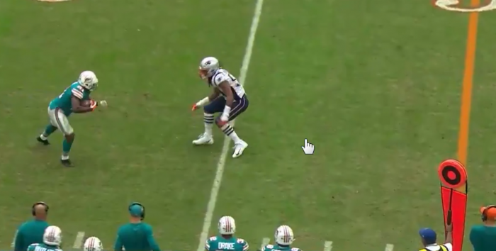 Matt Waldman's RSP NFL Lens: RB Frank Gore's (Miami) Fundamentals in Space
