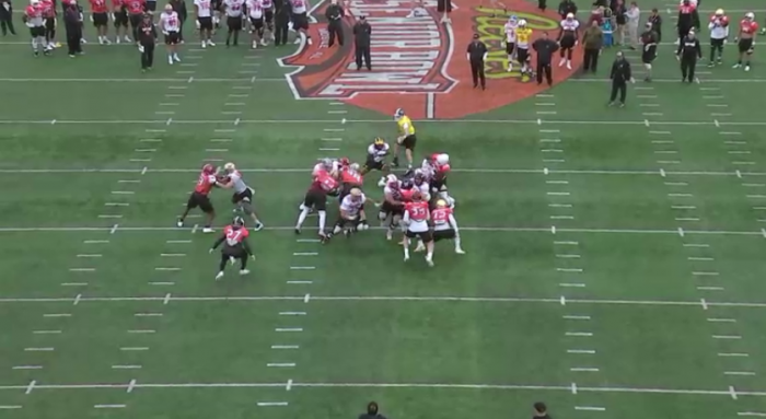 Matt Waldman's RSP Senior Bowl North Roster Practice Reports: Day 1