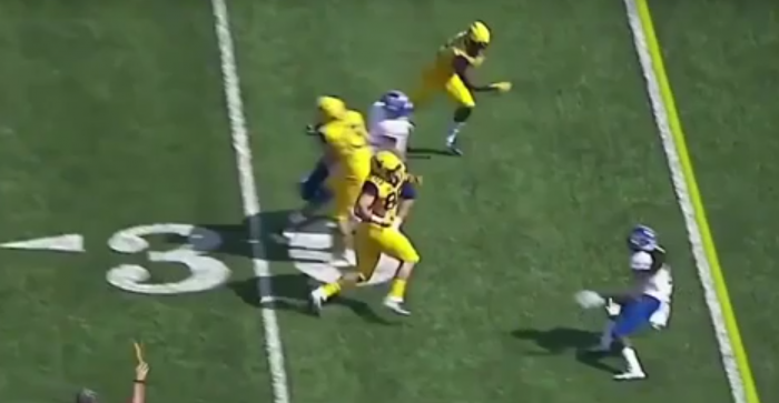 Matt Waldman's RSP Boiler Room No.196: TE Trevon Wesco (West Virginia), Underrated