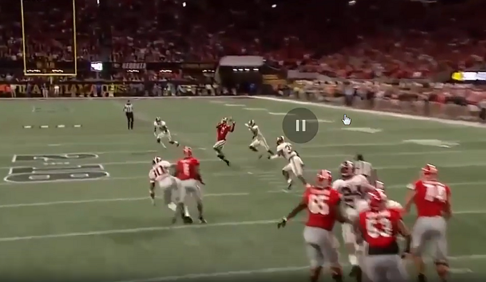 Matt Waldman's RSP Boiler Room No.192: WR Riley Ridley (Georgia)
