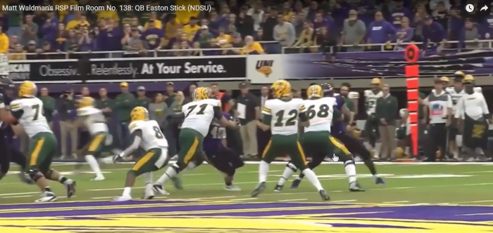 Matt Waldman's RSP Film Room No.138: QB Easton Stick (North Dakota State)