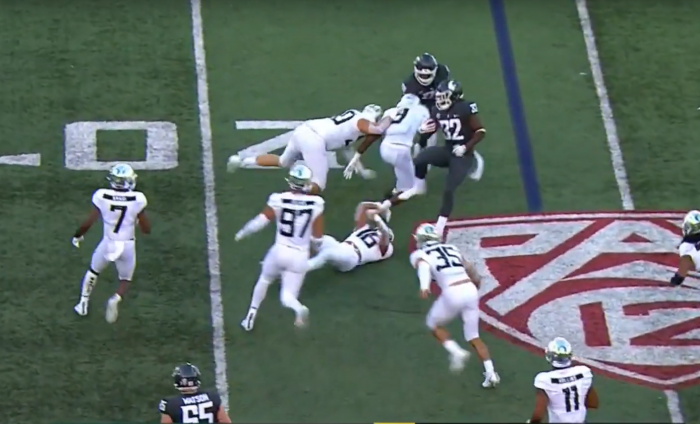 Matt Waldman's RSP Boiler Room No.199: RB James Williams (Washington State), Slippery Is An Advanced Quality