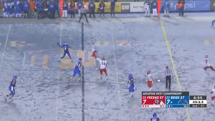 Mark Schofield's RSP Scouting Lens: The Case for QB Brett Rypien (Boise State)