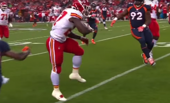 Three Angles: Thoughts on the Kareem Hunt Signing
