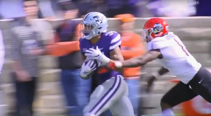 Matt Waldman's RSP Boiler Room No.204: RB Alex Barnes (Kansas State)