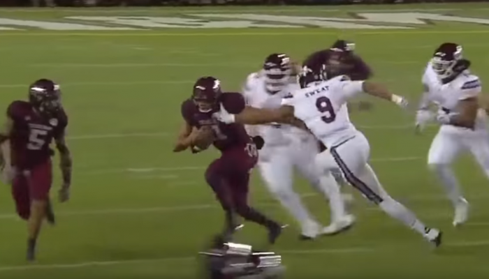 RSP's Mr. Jackson: Washington DE Montez Sweat…Julius Peppers Redux?