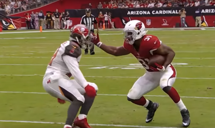 RSP's J Moyer's Running Backs And The Coaching Carousel: David Johnson (Arizona)