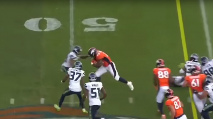 Matt Waldman's RSP Sample Scouting Report: RB Royce Freeman (Denver Broncos)