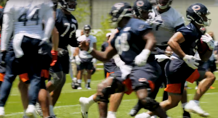 Matt Waldman's RSP Sample Scouting Report: Chicago Bears RB David Montgomery