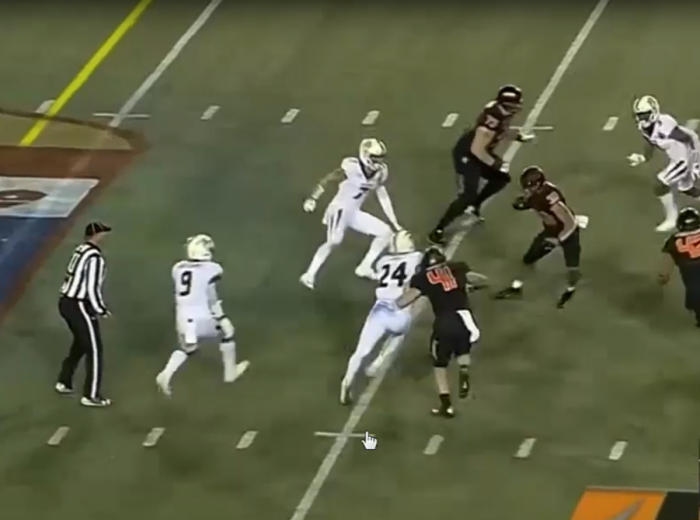 Matt Waldman's RSP Boiler Room No.213: RB Chuba Hubbard (Oklahoma St.) C.O.D Quicks and Mobility