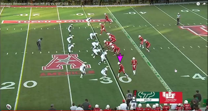 Matt Waldman's RSP Boiler Room No.214: WR Marquez Stevenson (Houston) And Winning A Well-Covered Fade