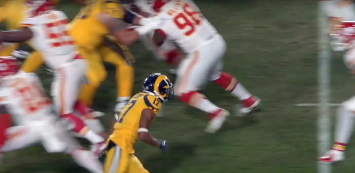 Matt Waldman's RSP Sample NFL Scouting Report: WR Robert Woods (Rams)
