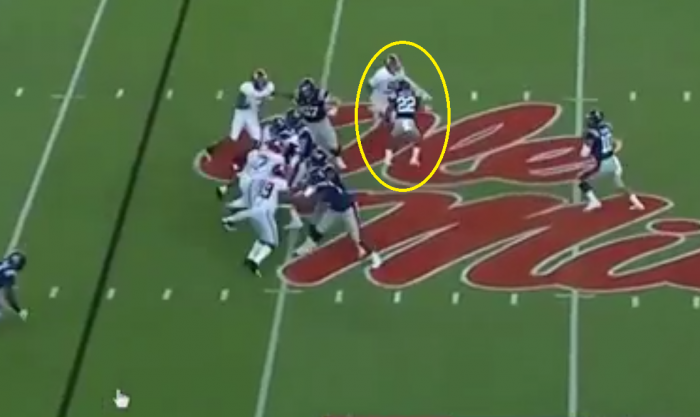 Matt Waldman's RSP Boiler Room No.222: RB Scottie Phillips (Ole Miss) Pass Protection