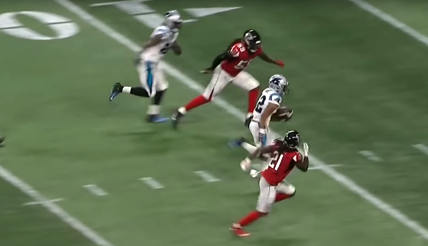 Matt Waldman's RSP NFL Lens: (Panthers) D.J. Moore and Curtis Samuel–Flat And Grounded