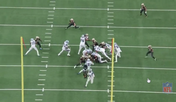 Matt Waldman's RSP NFL Lens: The Micro-Movements That Make RB Ezekiel Elliott (Dallas) Great