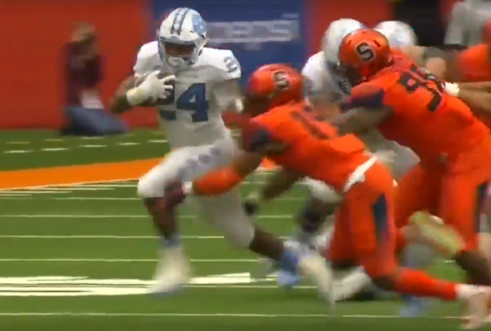 Matt Waldman's RSP Boiler Room No.235 RB Antonio Williams (UNC): Strategic, Technical, And Emotionally Resilient