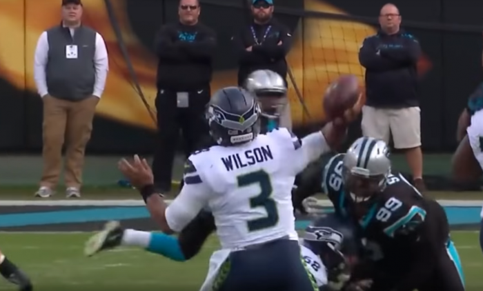 Matt Waldman's RSP NFL Lens QB Russell Wilson (Seahawks): Footwork Is The Window Into A Quarterback's Soul