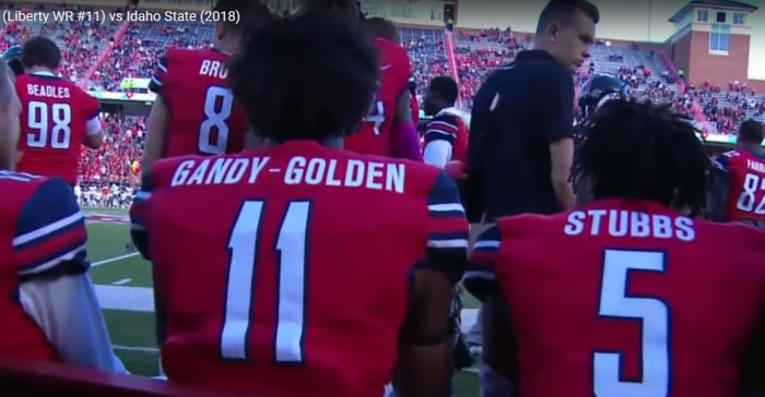 Matt Waldman's RSP Boiler Room No.230: WR Antonio Gandy-Golden (Liberty) Transitions