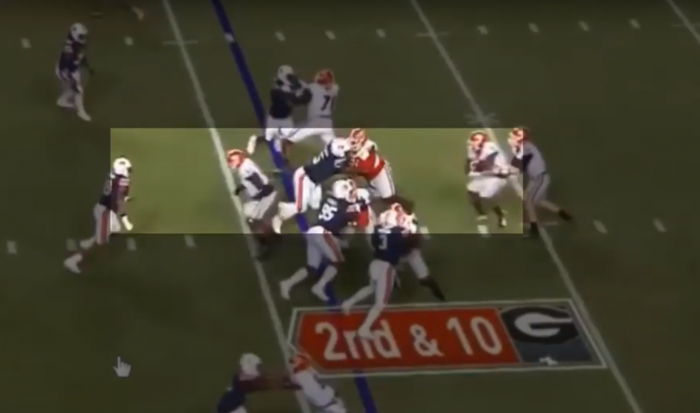 Matt Waldman's RSP Boiler Room No.234: DT Derrick Brown (Auburn) Starring As Godzilla