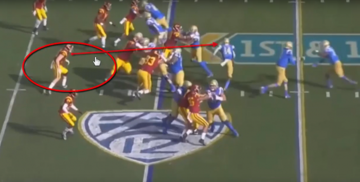 Matt Waldman's RSP Boiler room No.231: RB Joshua Kelley's (UCLA) Pre-/Post-Snap Keys