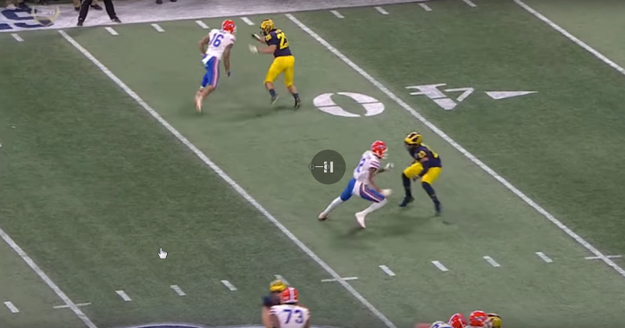 Matt Waldman's RSP Boiler Room No.227: WR Van Jefferson (Florida) Sticks And Hips