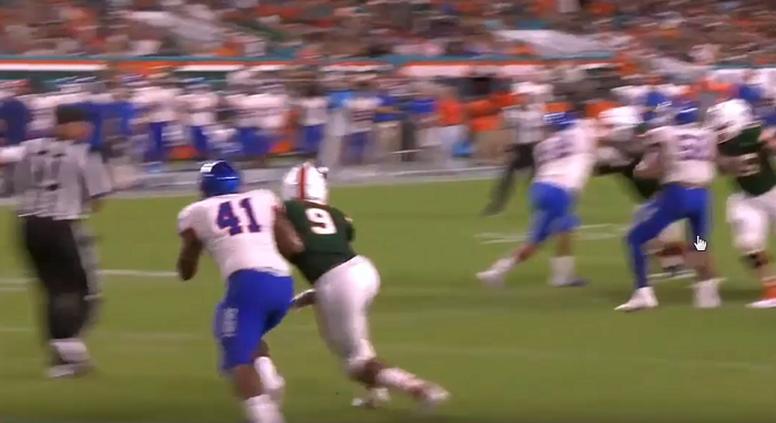 Matt Waldman's RSP Boiler Room No.228: TE Brevin Jordan (Miami) First Pass
