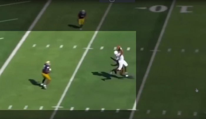 Matt Waldman's RSP Boiler Room No.233 TE Jared Pinkney (Vanderbilt) Comfort with Physical Play