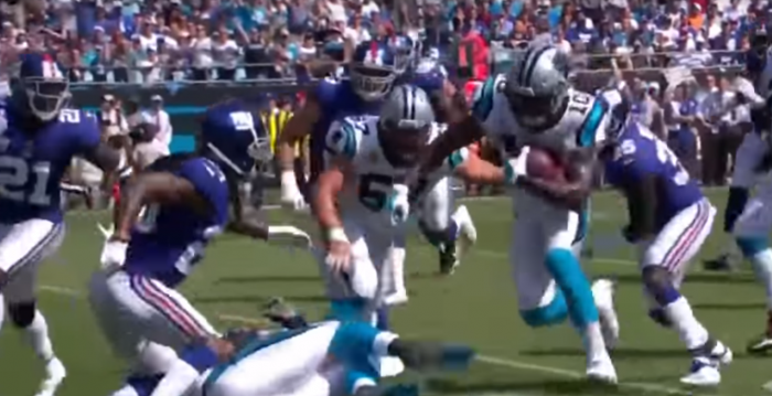 J. Moyer's RSP NFL Lens: WR Curtis Samuel (Panthers) And Revisiting Scouting Report Stereotypes