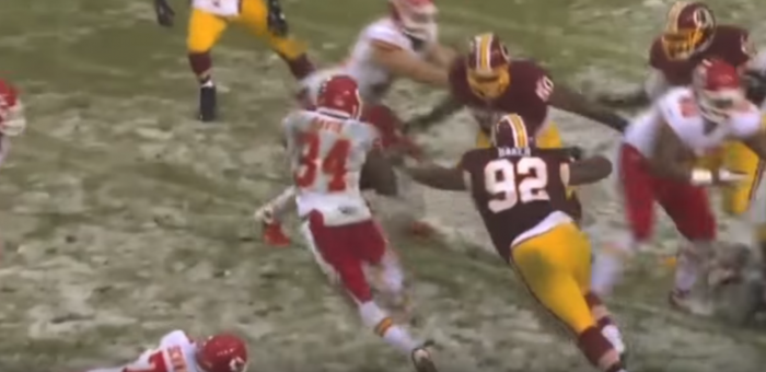 Flaw-Spotting: Matt Waldman's RSP Sample Scouting Report of RB Knile Davis (Arkansas)