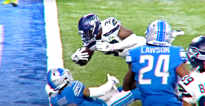 Matt Waldman's RSP NFL Lens on Seahawks RB Chris Carson: Controlling the Volume Knob