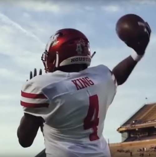 Matt Waldman's RSP Film Room No.187: QB D'Eriq King (Houston)