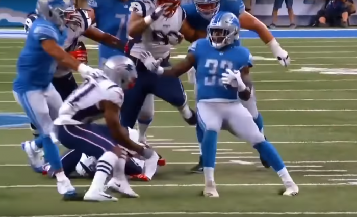 Matt Waldman's RSP NFL Lens: RB Kerryon Johnson (Lions) And Process-Based Evaluation